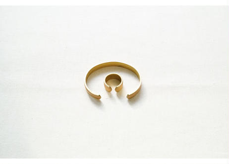 three fifteen rail bangle