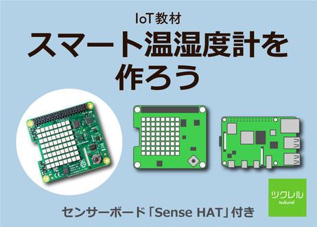しっかり教材付き・センサーボード「Sense HAT」