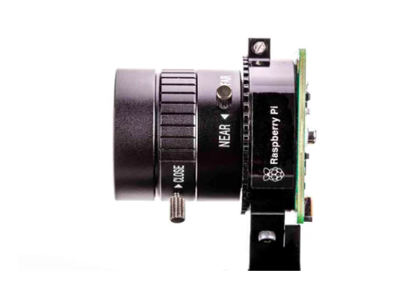 レンズ 広角 6mm for Piカメラ HQ