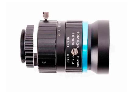 レンズ 望遠 16mm for Piカメラ HQ