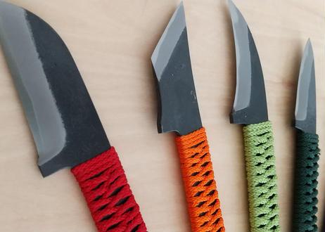 F限定品 切り出しナイフ(両刃)