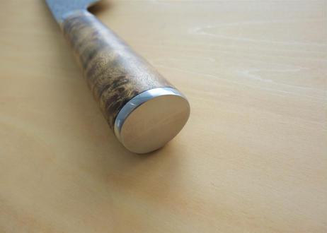 H0290 SPG2牛刀240カリンハンドル