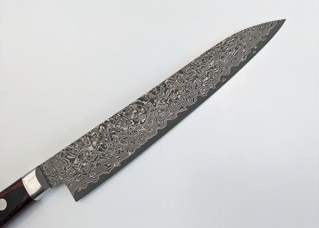 D331 | VG10ニッケル積層 | 鍔付ペティ150 | 黒染