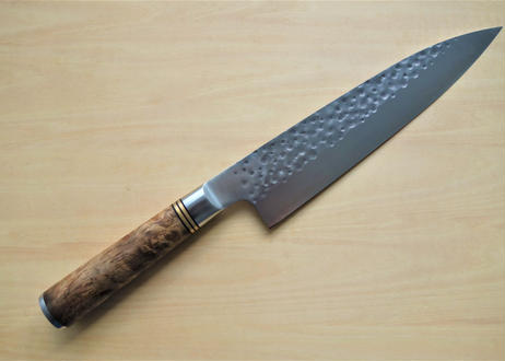 H0288 SPG2牛刀210カリンハンドル
