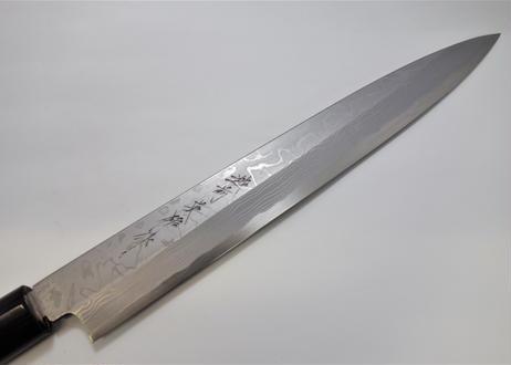 C101 白紙積層柳刃8寸