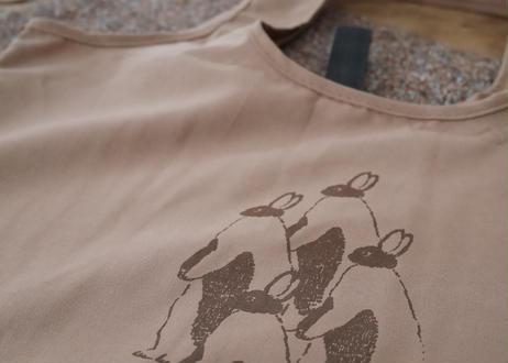 やわらかい布のエコバッグ マチなしトート型 各種