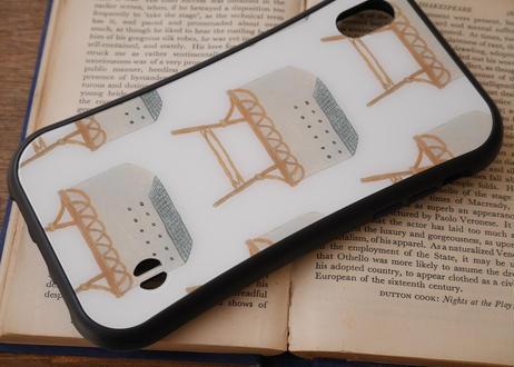 【オーダーした翌月中旬にお届け】iPhoneケース各種「ラタンの丘」