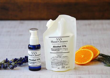 【お歳暮】<送料無料>【AAA Hand Cleaner】AAAハンドクリーナー 本体+詰め替え用セット(商品コード:TF420298)