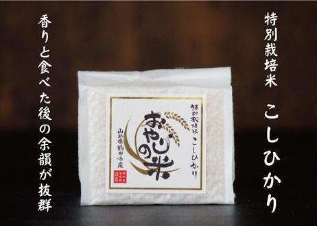 【笹屋】 特別栽培米 おやじの米 セット(2合×4個)(商品コード:TF360176)