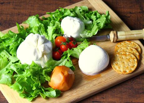 【Osteria e Bottega S】自家製モッツアレラチーズ(商品コード:TF530370)