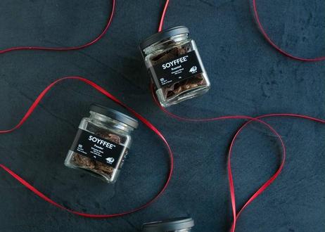 【大磯 Shonan Soy Studio】SOYFFEE™ Powder Chocolate Block with Coffee Beans  60g (商品コード:TF350345)