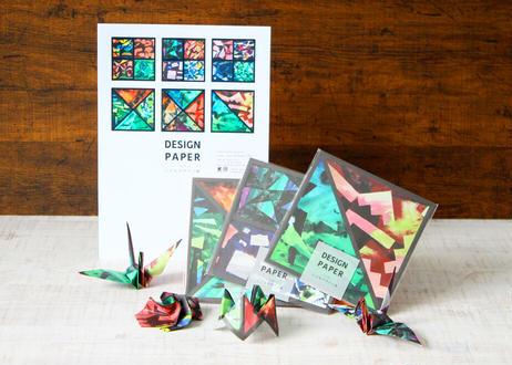 こどもデザイン室オリジナル「デザインペーパー」【折り紙】★4セットまで同一送料★(商品コード:TG510355)