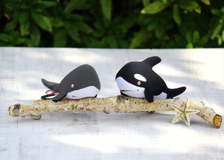 【KATE'S  FRIENDS(ケイツフレンズ)】リールコード シャチ/クジラ(TG450307/TG450308)