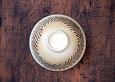 【ハルカゼ舎】ごはん茶碗 (野嶋信雄氏)(商品コード:TG270066)
