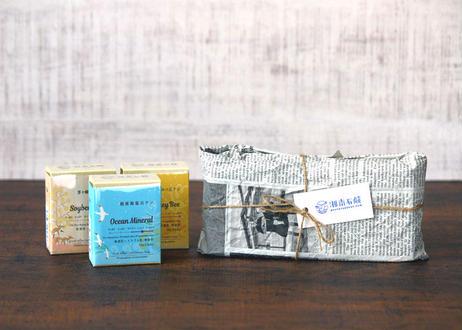 【湘南石鹸】湘南のめぐみセット(6種詰め合わせ) (1~3セットまで同一送料)(商品コード:TG410248)