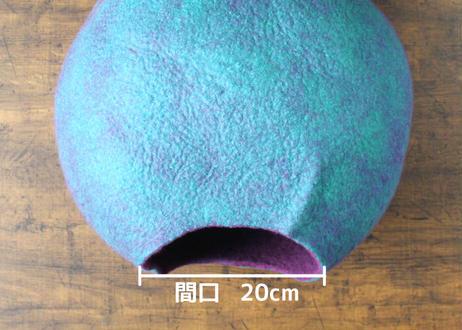 【YOMORU】羊毛フェルト「ねこのねどこ」~猫のくつろぎスペース~(商品コード:TG430263)