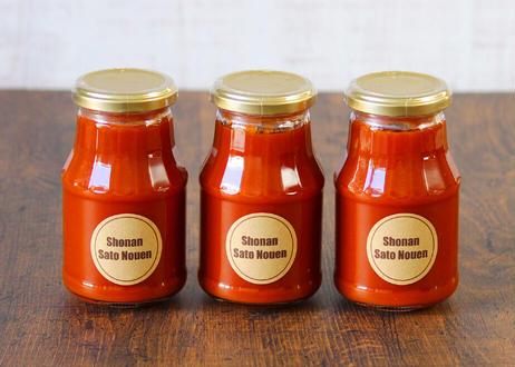 高糖度 完熟フルーツトマトピューレ 選べる本数セット(1~8本まで同一送料)(商品コード:TF110300)