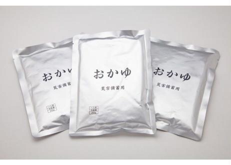 NPO法人湘南スタイル「災害備蓄食糧 おかゆ」(20食入) (商品コード:TF070021)
