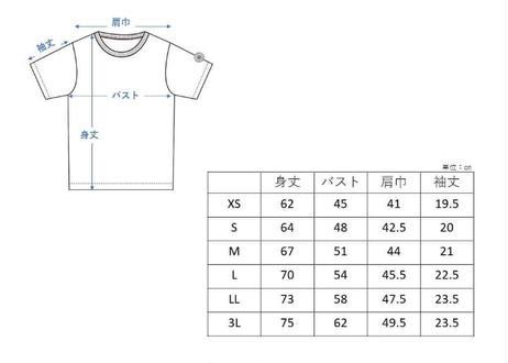 靖國×富屋食堂コラボ  菊紋Tシャツ