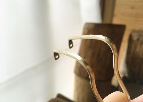 【Ery】銅と真鍮のオリジナルシエラカップ