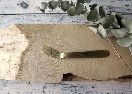 【Ery】Butter knife <真鍮バターナイフ>