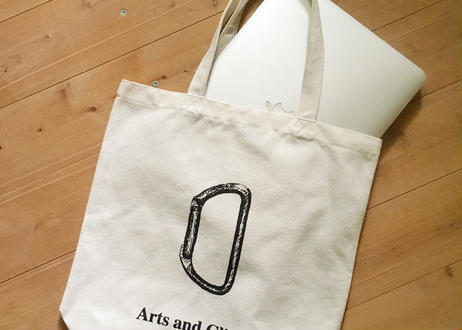【Arts and Climbs】Canvas Tote