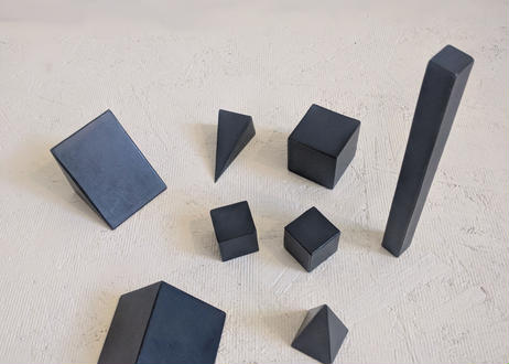 LEATHER CUBE (mix8pieces)
