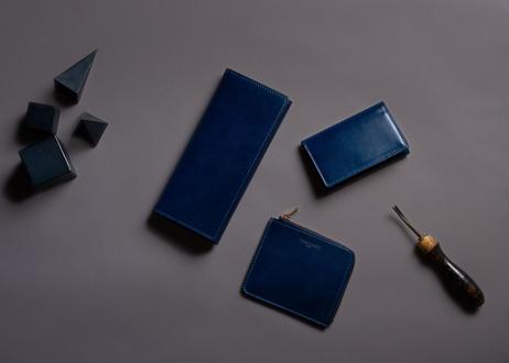 LZIP  (CORDOVAN.BLUE )