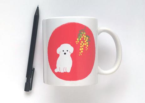 マグカップ「ミモザ」