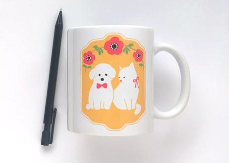 マグカップ「Flower garden」