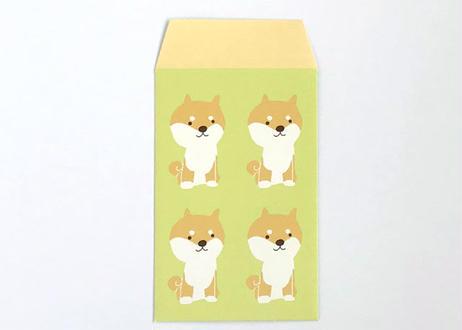 ぽち袋「柴犬」