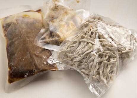 特龍 豚そば(濃厚豚白湯醤油味)× 2食セット