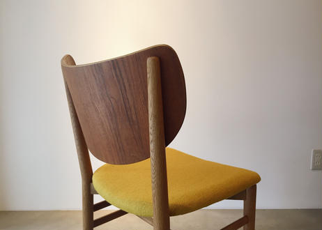 Eva&Nills/ Teak×Oak Diningchair 4set