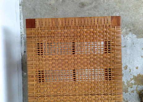 Rattan Table/stool