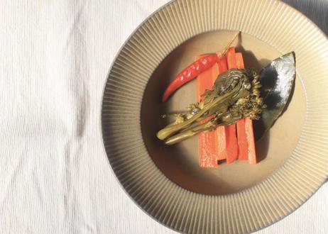 無農薬栽培の野菜ピクルス3本入りセット