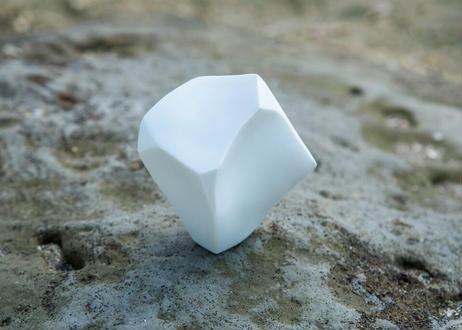 磯部ひろみ 小さなオブジェ 岩 #004   hiromiisobe tiny flower vase rock #004