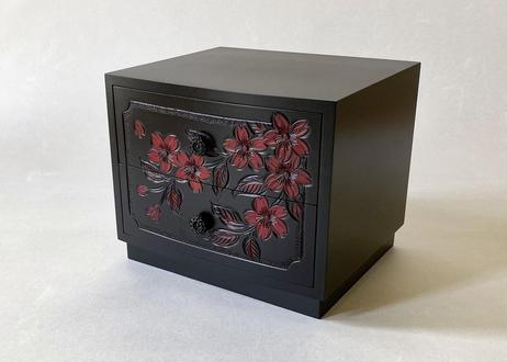 胴張二段引出【桜】黒赤