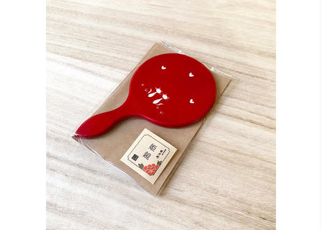 姫鏡(薄型)  【紫陽花】青