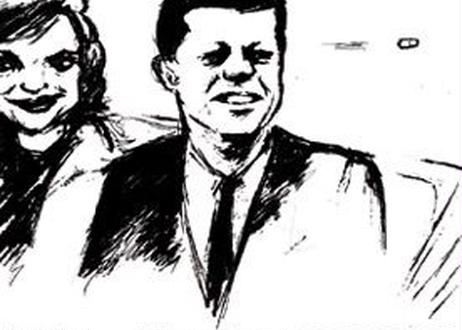 JFK Truth in 2039 ブラック