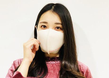 日本製【MADE IN JAPAN マスク】ベージュ