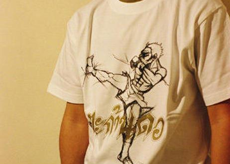 テッカンコーTシャツ ホワイト