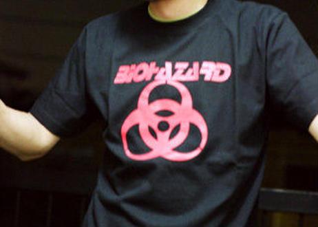 BIOHAZARD(バイオハザード)ブラック