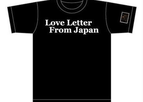 Love Letter From Japan【日本国製プレミアム】黒