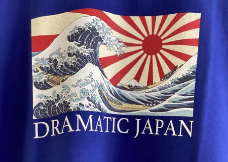 DRAMATIC JAPAN Tシャツ