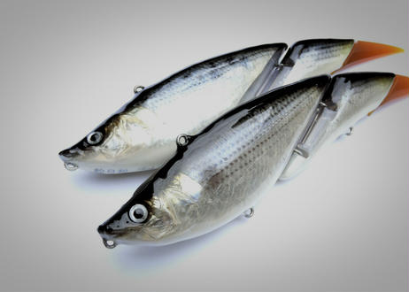 ★クーポン対象外★【釣日和×FBLコラボモデル】 コノシロ魚皮ダヴィンチ190