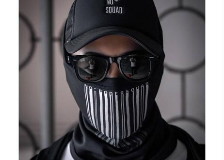 No border squad NBDバーコードゲイター