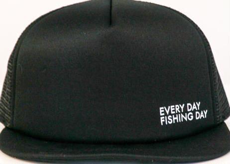 SHORT BILL CAP - BLACK