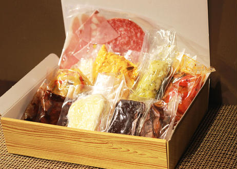 【送料無料】お家でギャマン 洋食フルコースセット  9品