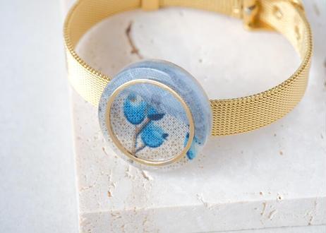 時計風ブレスレット/H