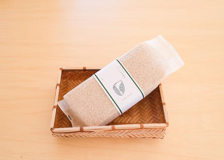 ウミトタの玄米 900g(6合)